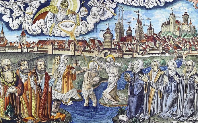 Reformation in Nürnberg